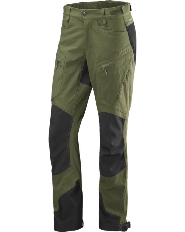 Haglofs Rugged II Mountain Pant Women Juniper/True Black-30