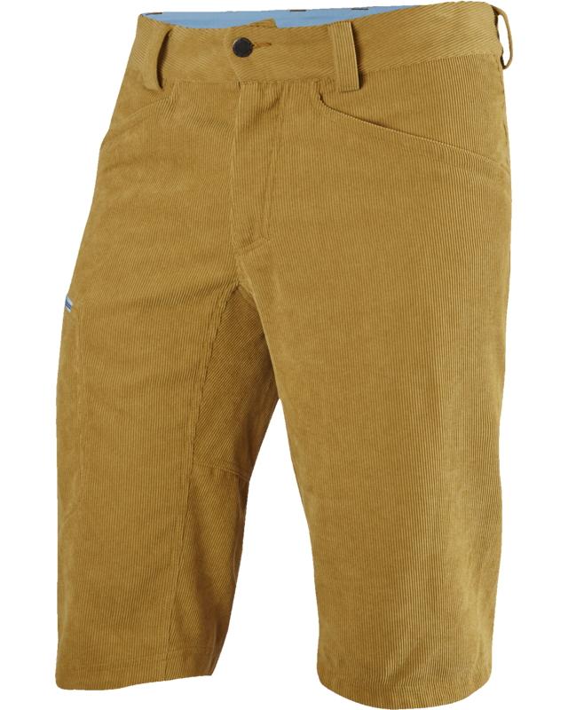 Haglofs MID Trail Shorts Liongold/Corduroy-30
