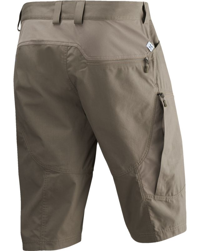 Haglofs Mid Trail Shorts Men Driftwood-30