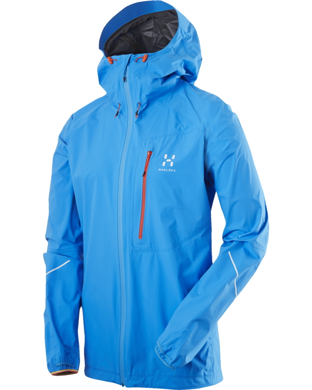 Haglofs L.I.M III Jacket Gale Blue-30