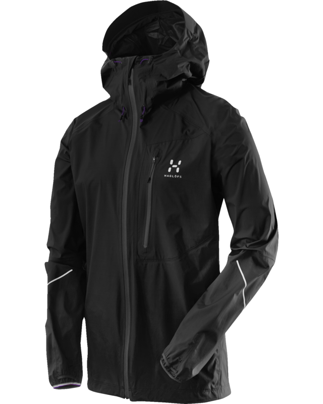 Haglofs L.I.M III Jacket True Black-30