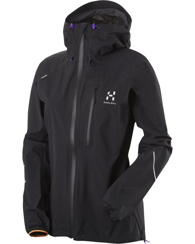 Haglofs L.I.M III Q Jacket True Black-30