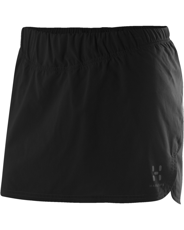 Haglofs Intense II Q Skort True Black-30