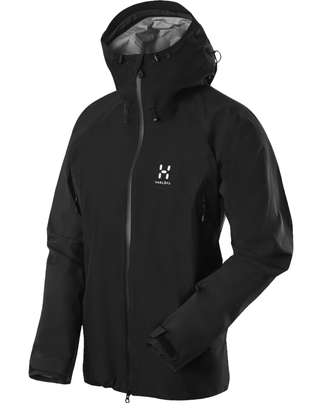 Haglofs Roc Spirit Jacket True Black-30