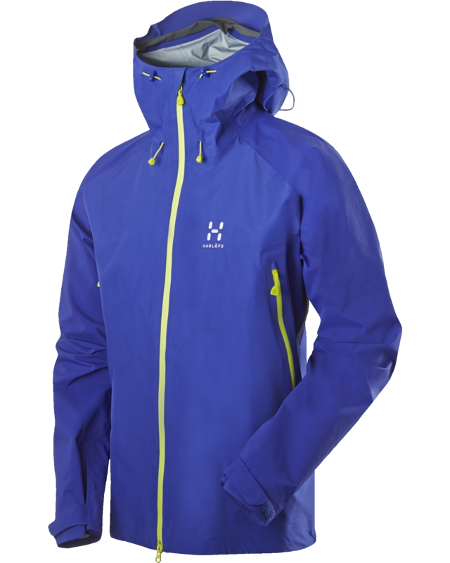Haglofs Roc Spirit Jacket Noble Blue-30