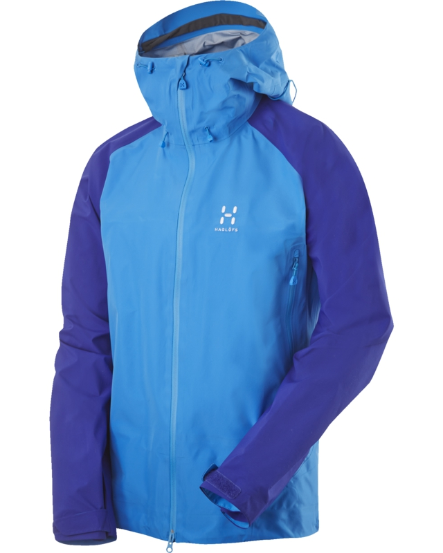 Haglofs Roc Spirit Jacket Gale Blue/Noble Blue-30