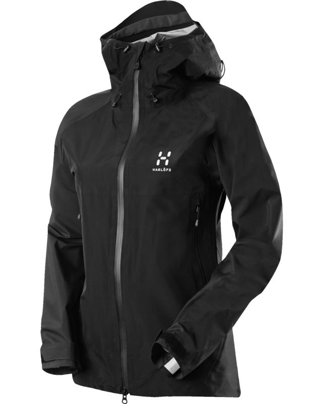 Haglofs Roc Spirit Q Jacket True Black-30