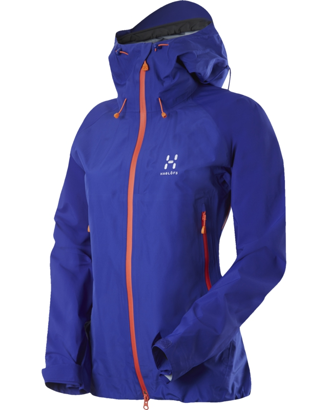 Haglofs Roc Spirit Q Jacket Noble Blue-30