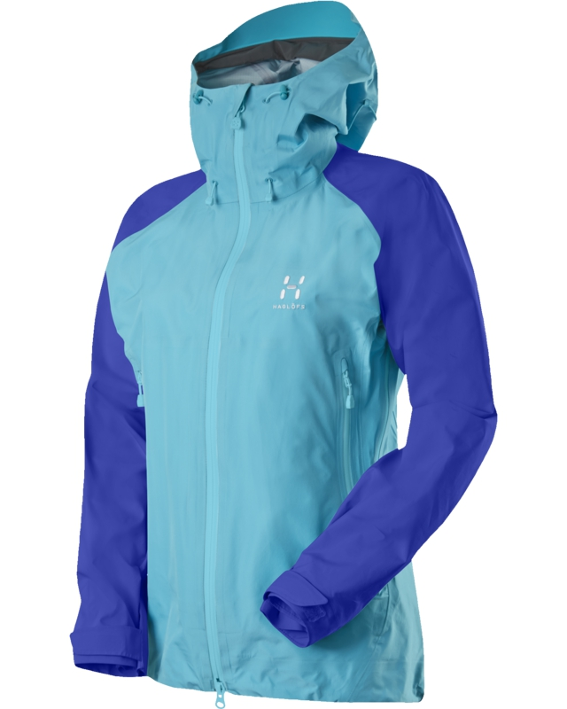 Haglofs Roc Spirit Q Jacket Bluebird/Noble Blue-30