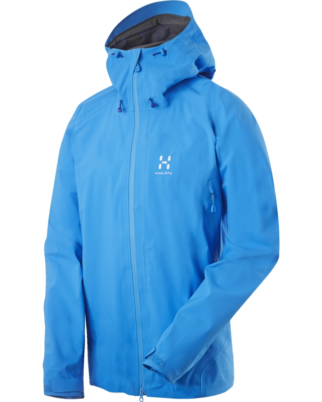 Haglofs Roc Fiction Jacket Gale Blue-30