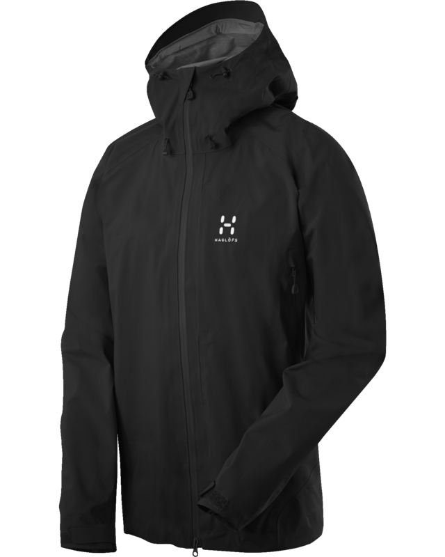 Haglofs Roc Fiction Jacket True Black-30