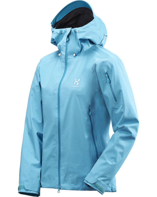 Haglofs Roc Fiction Q Jacket Bluebird-30
