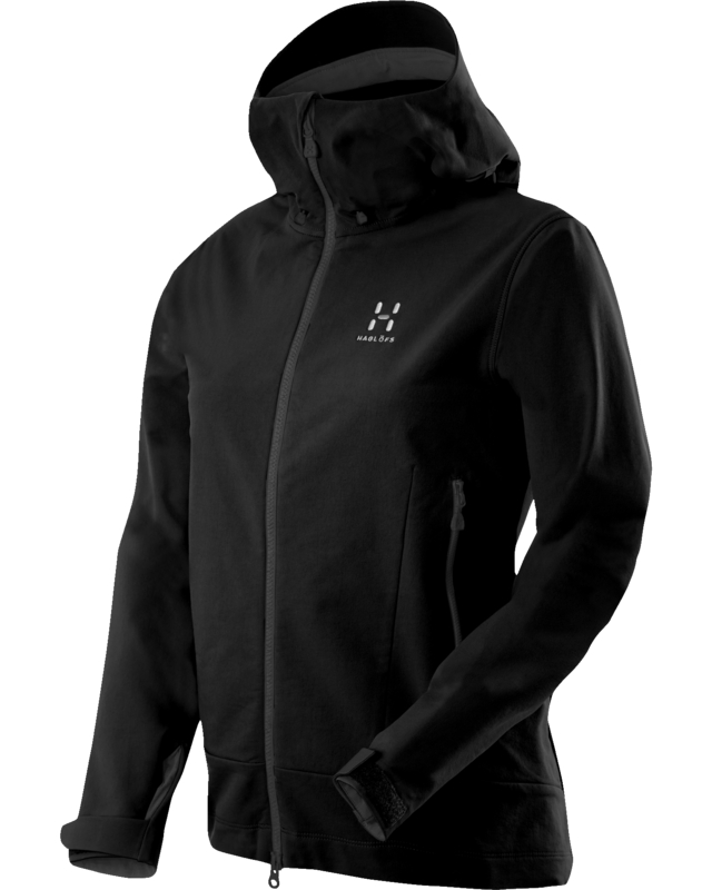 Haglofs Skarn Q Winter Hood True Black-30