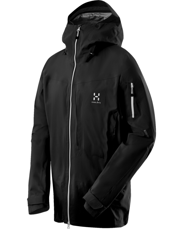 Haglofs Vojd Jacket True Black-30