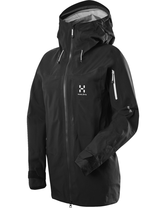 Haglofs Vojd Q Jacket True Black-30