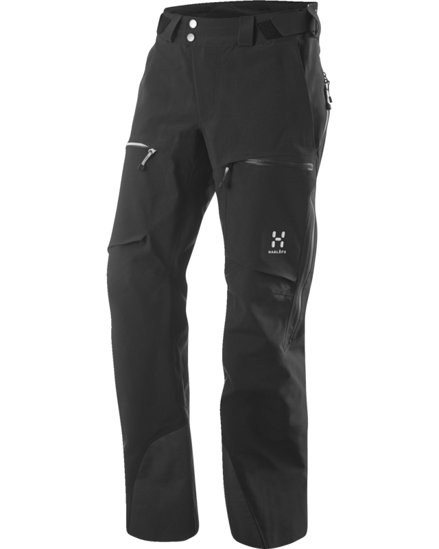 Haglofs Vojd Q Pant True Black-30