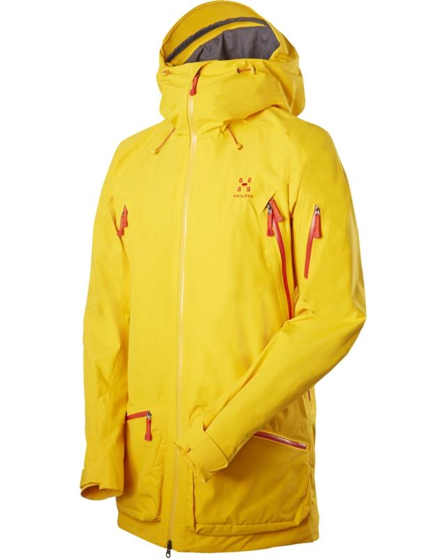 Haglofs Chute II Jacket Sun-30