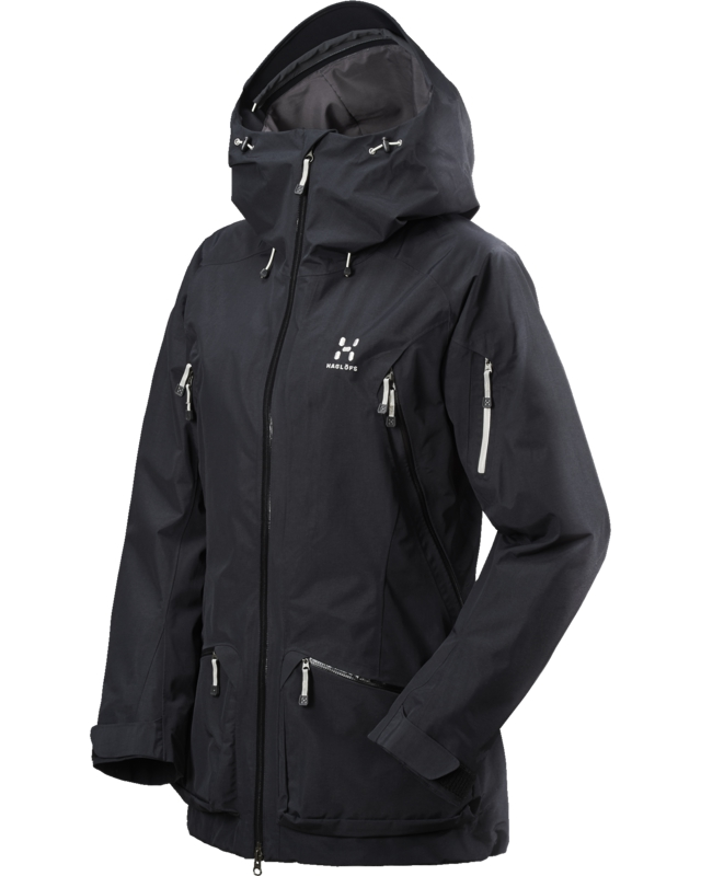 Haglofs Chute II Q Jacket True Black-30