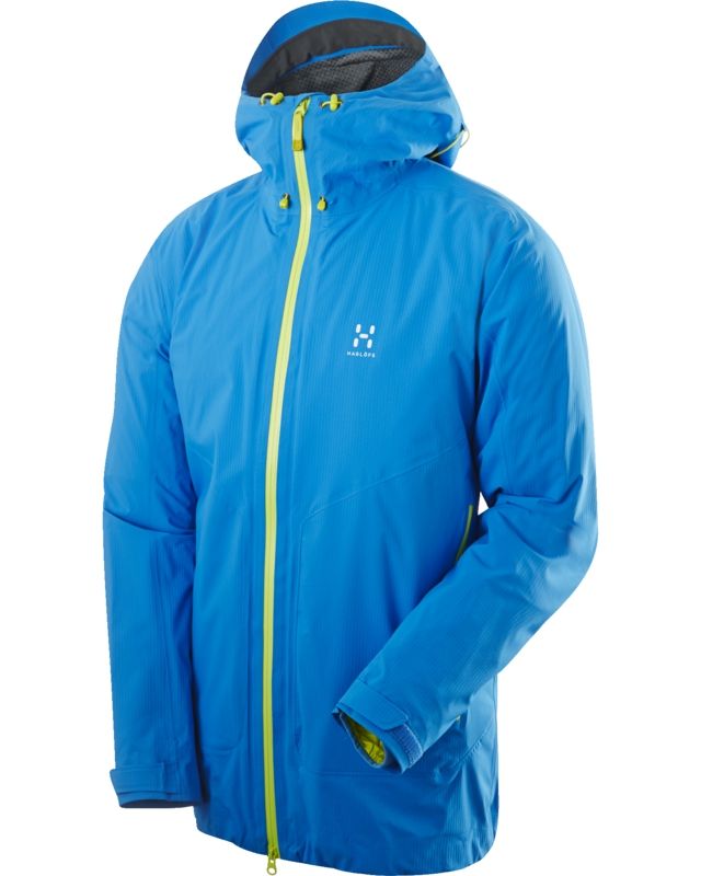 Haglofs Tre Jacket Gale Blue-30