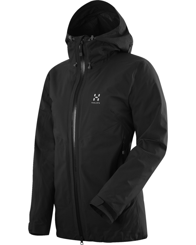 Haglofs Tre Q Jacket True Black-30