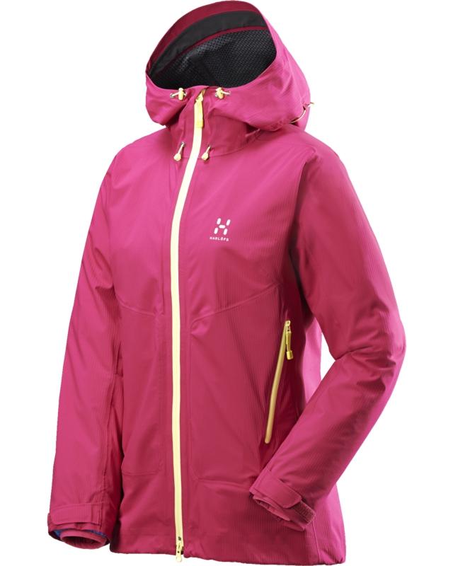 Haglofs Tre Q Jacket Volcanic Pink-30