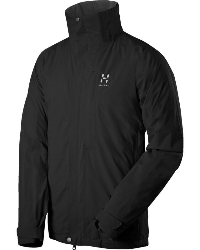 Haglofs Observe Jacket True Black-30