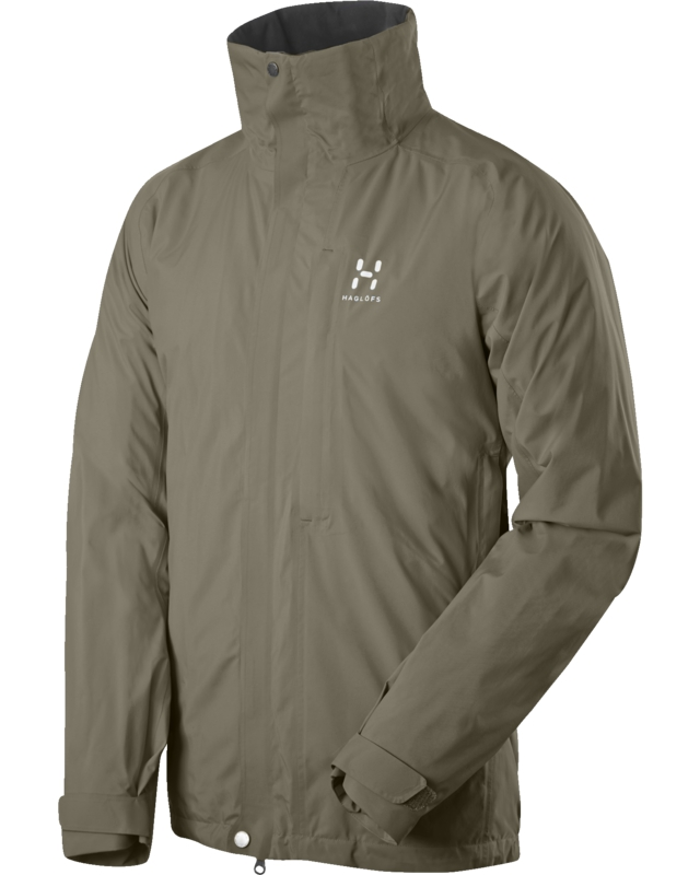 Haglofs Observe Jacket Driftwood-30