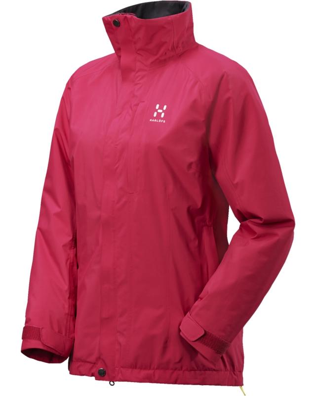 Haglofs Observe Q Jacket Volcanic Pink-30