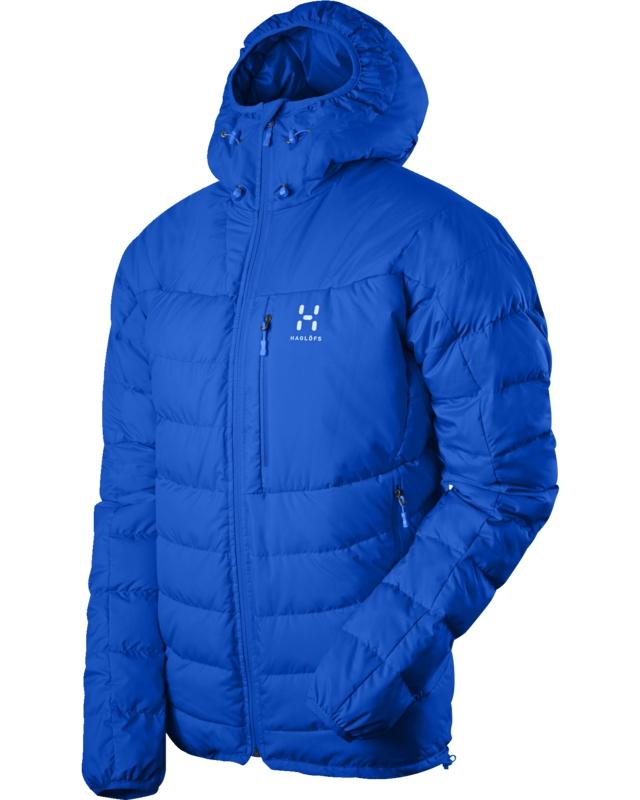 Haglofs Bivy Down Hood Storm Blue-30