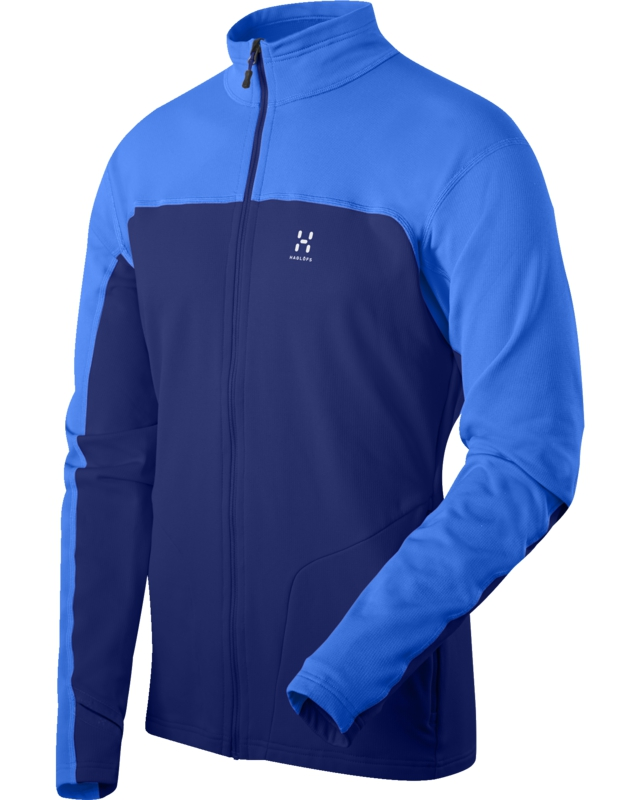 Haglofs Stem II Jacket Hurricane Blue/Gale Blue-30