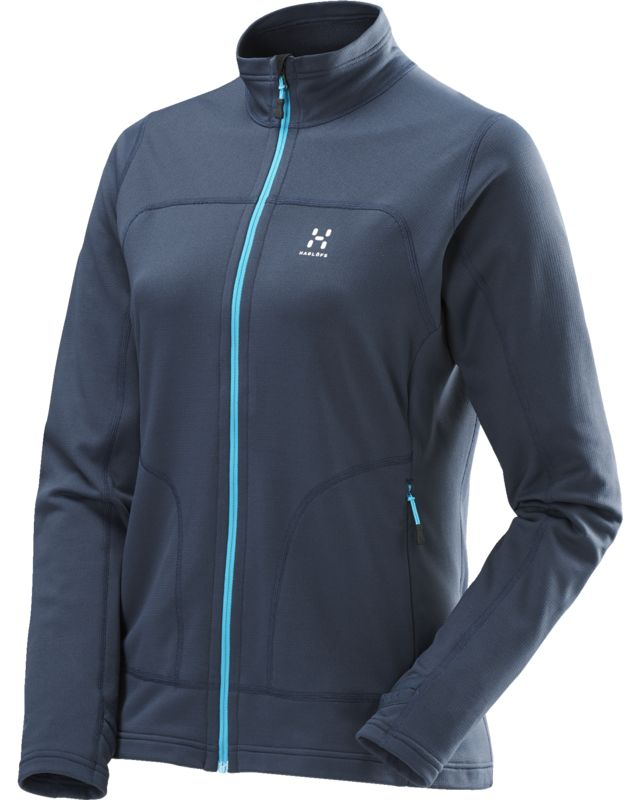 Haglofs Stem II Jacket Women Deep Blue-30