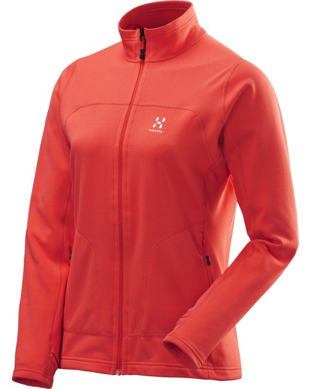 Haglofs Stem II Jacket Women Carnelia-30