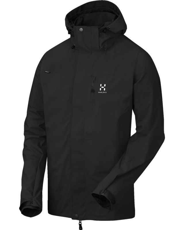 Haglofs Vandra II Jacket Men True Black-30