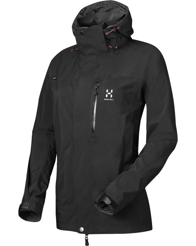 Haglofs Vandra II Jacket Women True Black-30