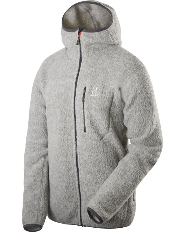 Haglofs Pile Hood Grey Melange-30