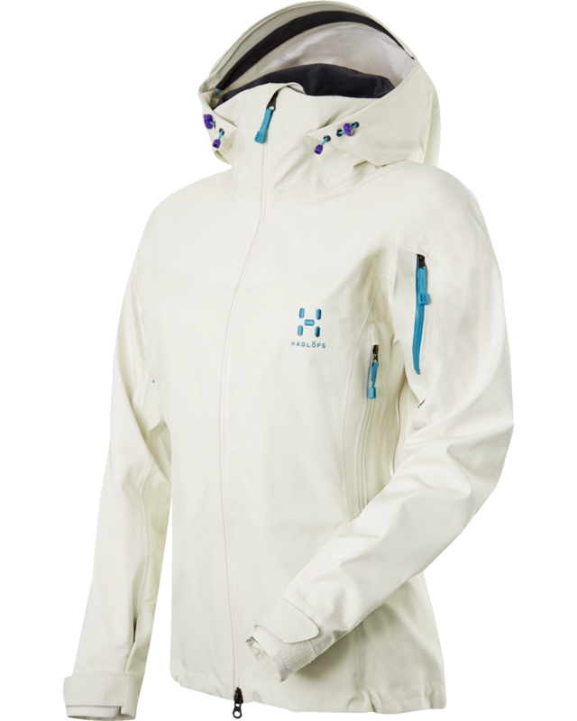 Haglofs Couloir IV Q Jacket Cream-30