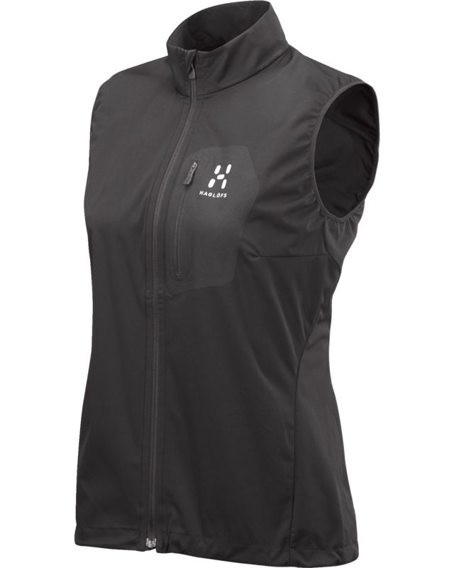 Haglofs Pace Vest Women True Black-30