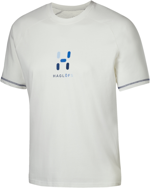 Haglofs Actives Logo Tee Soft White-30