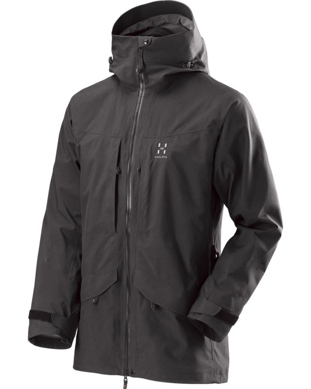 Haglofs Grym Jacket Men True Black-30