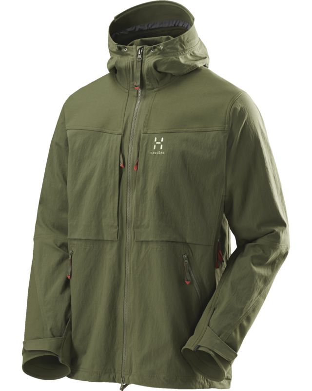 Haglofs Rugged Fjell Jacket Men Juniper-30