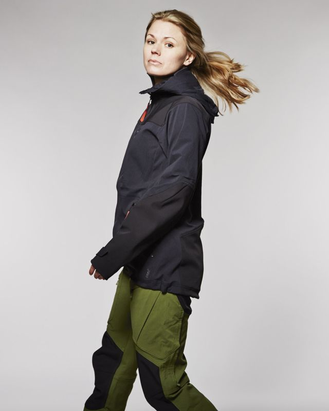 Haglofs Rugged Fjell Jacket Women Juniper-30