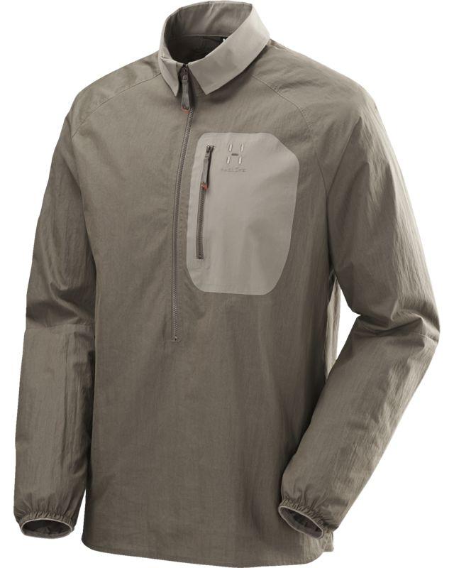 Haglofs Grym Shirt Men Driftwood-30