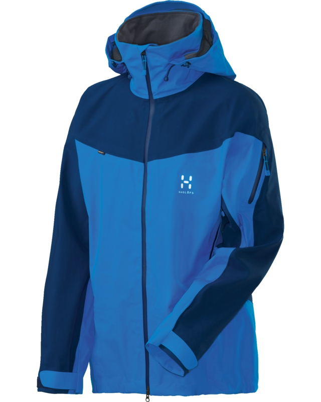 Haglofs Couloir IV Jacket Gale Blue/Hurricane Blue-30