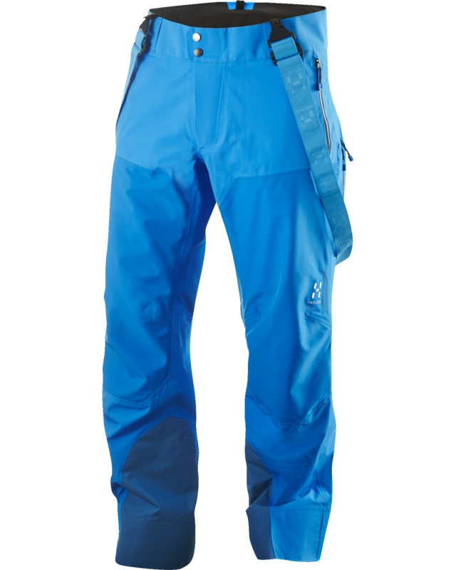 Haglofs Couloir IV Pant Gale Blue-30