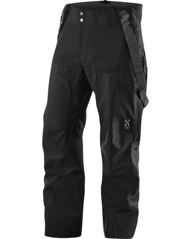 Haglofs Couloir IV Pant True Black-30
