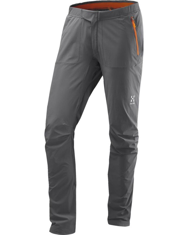 Haglofs Chalk Pant Men Magnetite Short-30