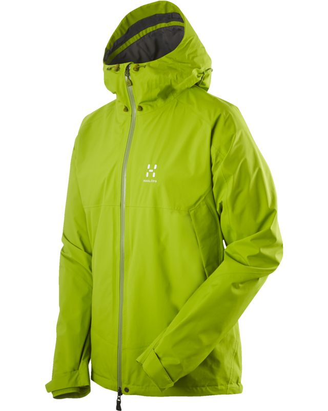 Haglofs Lepus Jacket Men Lime Green-30