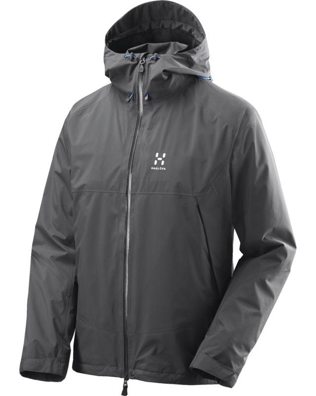 Haglofs Lepus Jacket Men Magnetite-30