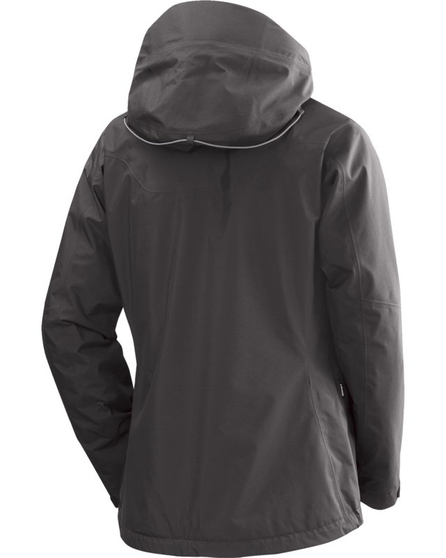 Haglofs Lepus Jacket Women True Black-30