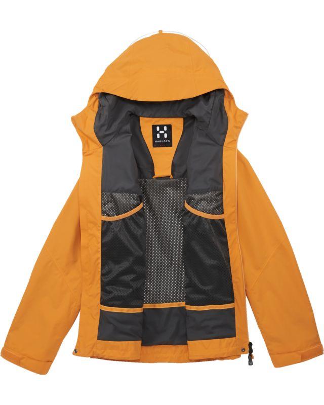 Haglofs Lepus Jacket Women Saffron-30